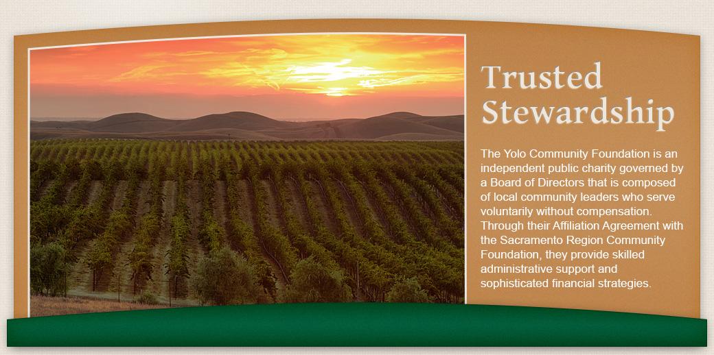 Trusted Stewardship